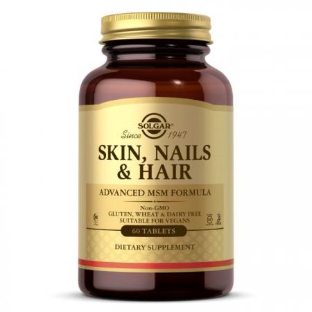 Solgar Skin Nails & Hair, 60 таблеток