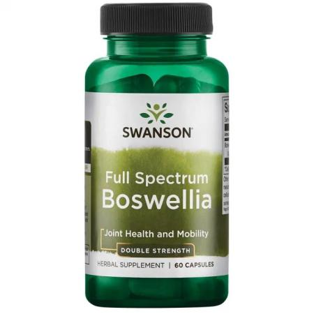 Swanson Boswellia 800 mg Full Spectrum, 60 капсул