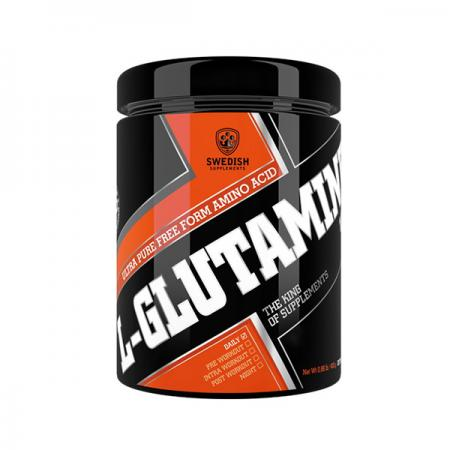 Swedish L-Glutamine 100%, 400 грамм