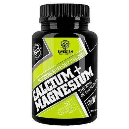 Swedish Calcium+Magnesium