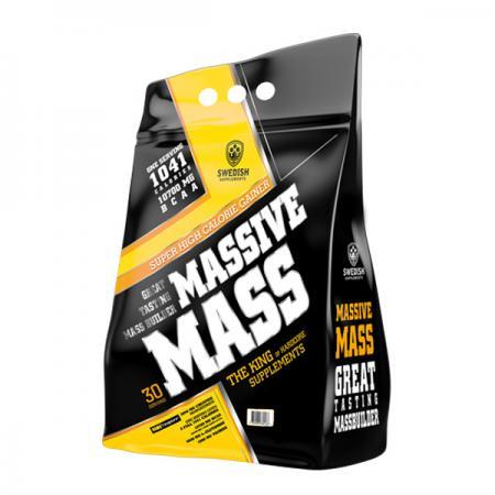 Swedish Massive Mass, 7 кг old