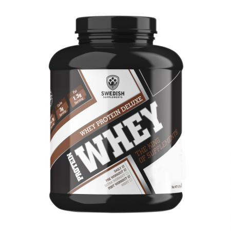 Swedish Whey Protein Deluxe, 2 кг