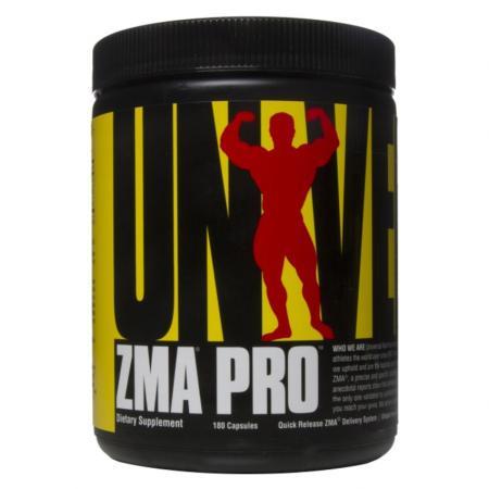 Universal ZMA Pro, 180 капсул