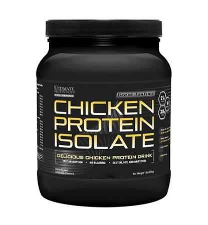 Ultimate Chicken Protein Isolate, 454 грамма