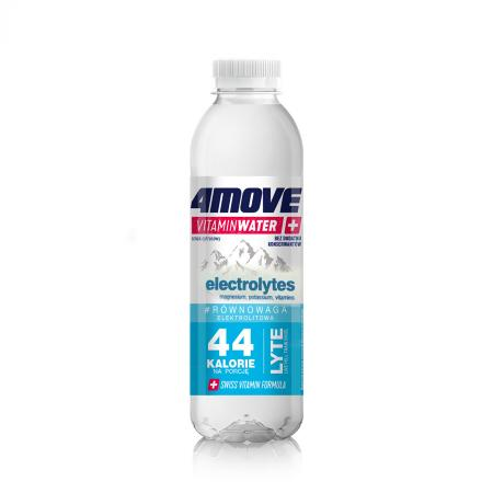 4MOVE Vitamin Water Electrolytes, 556 мл