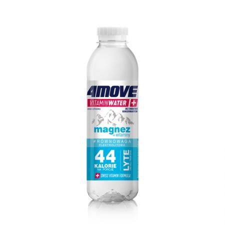 4MOVE Vitamin Water Magnez + Witaminy, 556 мл