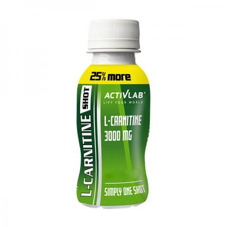Activlab L-Carnitine Shot 3000, 100 мл