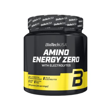 BioTech Amino Energy Zero with Electrolytes, 360 грам