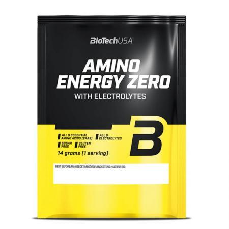 BioTech Amino Energy Zero with Electrolytes, 14 грамм