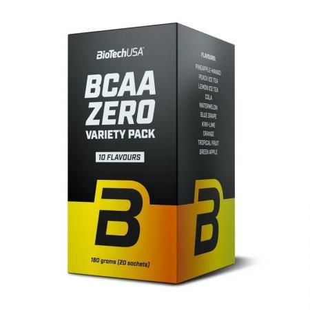 BioTech BCAA Zero, 180 грамм (20 стиков)