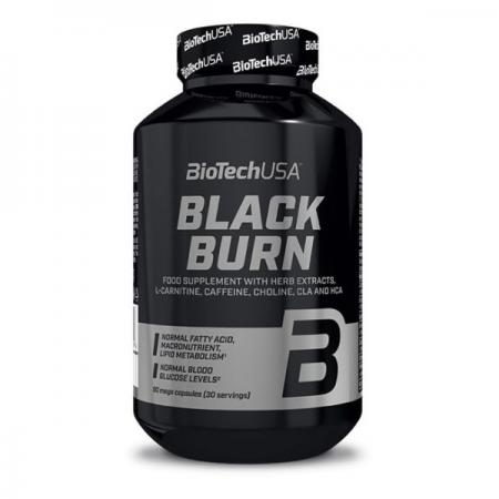 BioTech Black Burn, 90 капсул