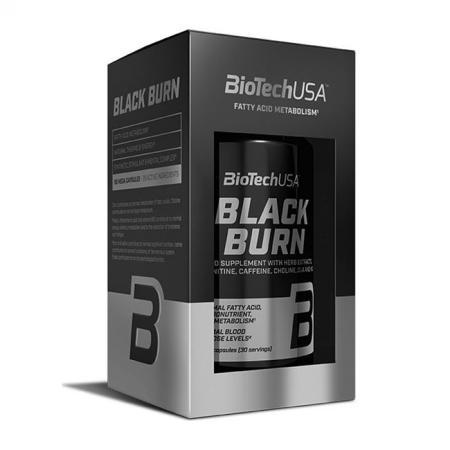 BioTech Black Burn, 90 капсул