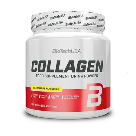 BioTech Collagen 300 lemonade