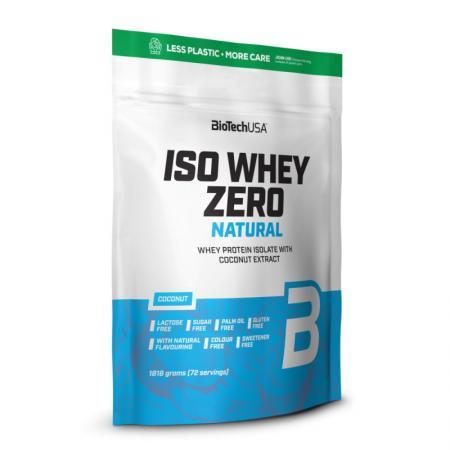 BioTech Iso Whey Zero Natural, 1.8 кг