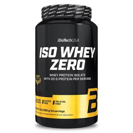 BioTech Ulisses Iso Whey Zero, 1.3 кг