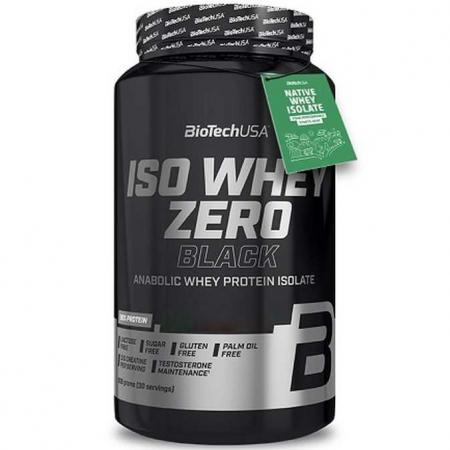 BioTech Iso Whey Zero Black, 908 грамм