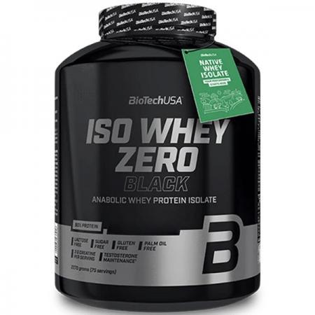BioTech Iso Whey Zero Black, 2.27 кг