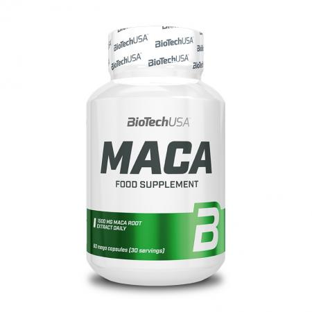 BioTech Maca, 60 капсул