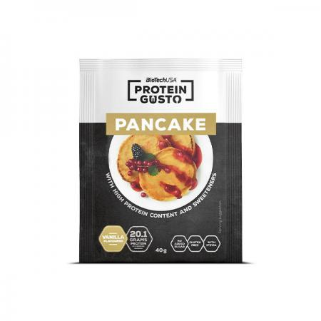 BioTech Protein Pancake, 40 грамм - Protein Gusto