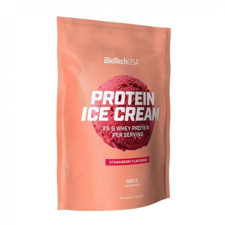 BioTech Protein Ice Cream, 500 грамм