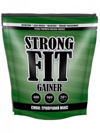 Strong Fit Gainer, 909 грамм