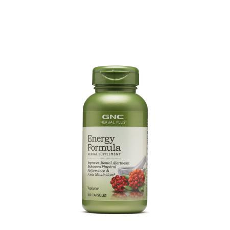 GNC Energy Formula, 100 капсул