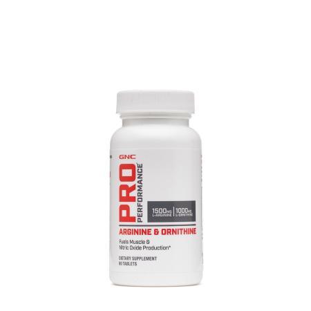 GNC L-Arginine and Citrulline, 120 капсул