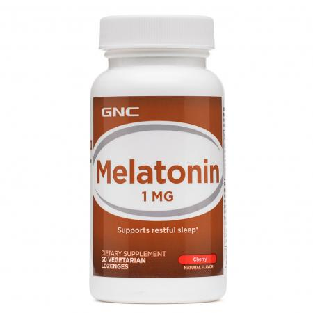 GNC Melatonin 1 Sublingua, 60 таблеток