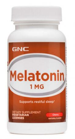 GNC Melatonin 1 Sublingua, 120 таблеток