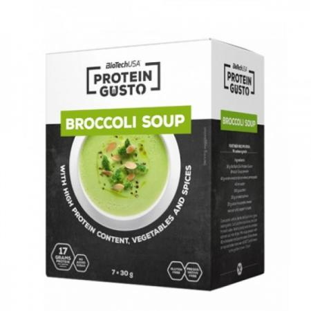 BioTech Broccoli Soup, 300 грамм - Protein Gusto