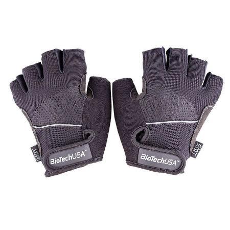 Перчатки BioTech Gloves Berline - черные