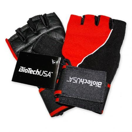 Перчатки BioTech Gloves Memphis 1- черно красные