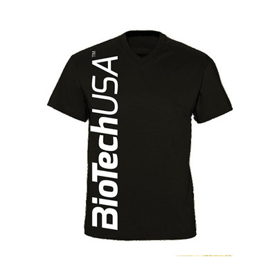 Футболка BioTech, черная
