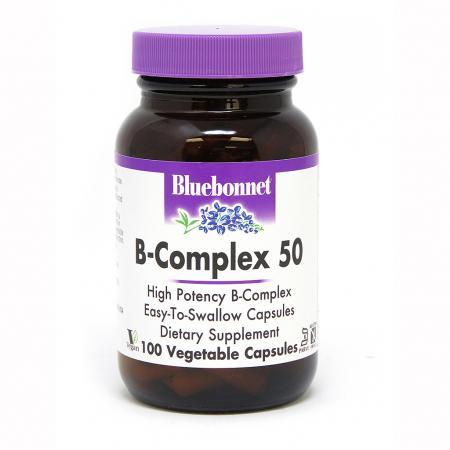 Bluebonnet В-Complex 50, 100 вегакапсул
