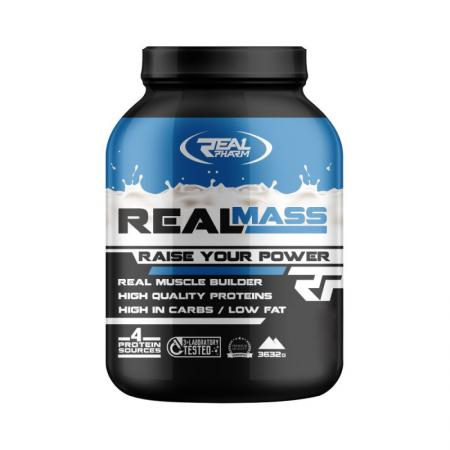 Real Pharm Real Mass, 3.632 кг