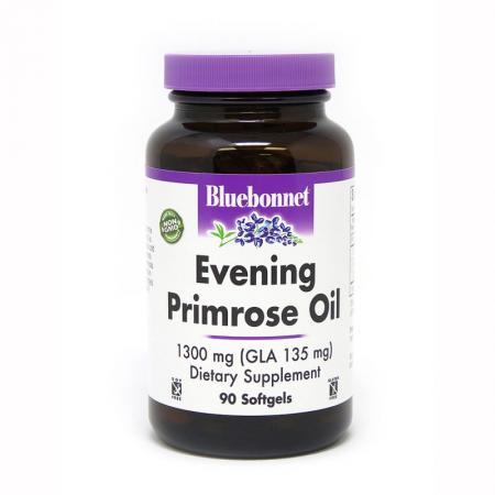 Bluebonnet Evening Primrose Oil 1300 mg, 90 капсул