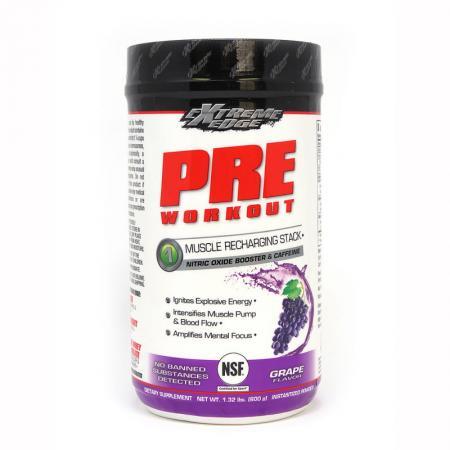 Bluebonnet Extreme Edge PRE Workout, 600 грамм