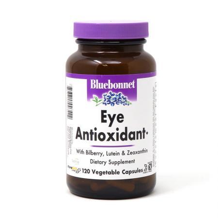 Bluebonnet Eye Antioxidant, 120 вегакапсул