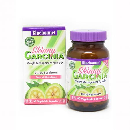 Bluebonnet Nutrition Skinny Garcinia, 60 вегакапсул