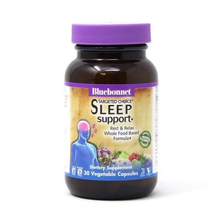 Bluebonnet Nutrition Targeted Choice Sleep Support, 30 вегакапсул