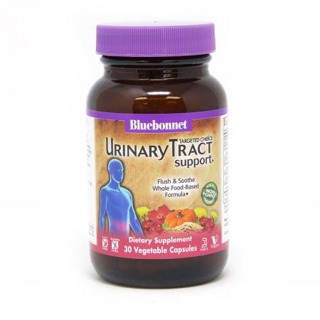 Bluebonnet Nutrition Targeted Choice Urinary Tract Support, 30 вегакапсул
