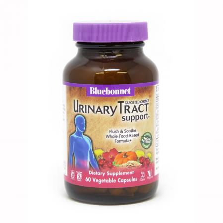 Bluebonnet Nutrition Targeted Choice Urinary Tract Support, 60 вегакапсул