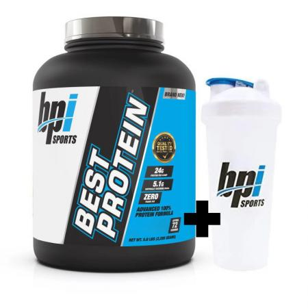 BPI BEST PROTEIN 2.3 кг + BPI Sports Perfect 800 мл, SALE