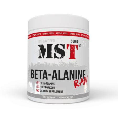 MST Beta-Alanine, 300 грамм