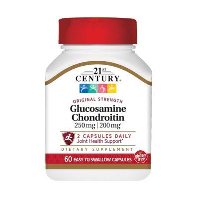 21st Century Glucosamine Chondroitin, 60 капсул