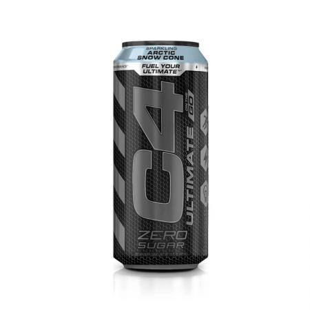 Cellucor C4 Ultimate Carbonated, 473мл