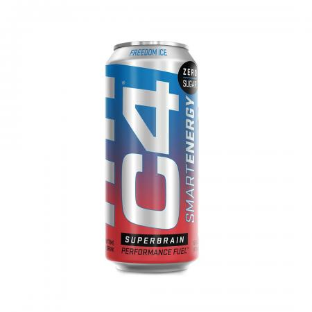 Cellucor C4 Smart Energy Carbonated, 473 мл