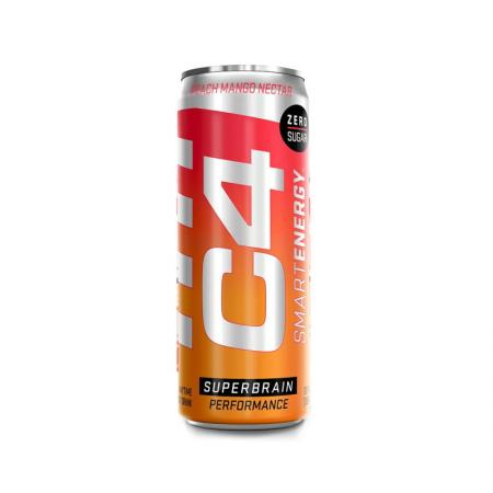 Cellucor C4 Smart Energy Carbonated, 355 мл