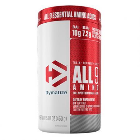 Dymatize All9 Amino, 450 грамм