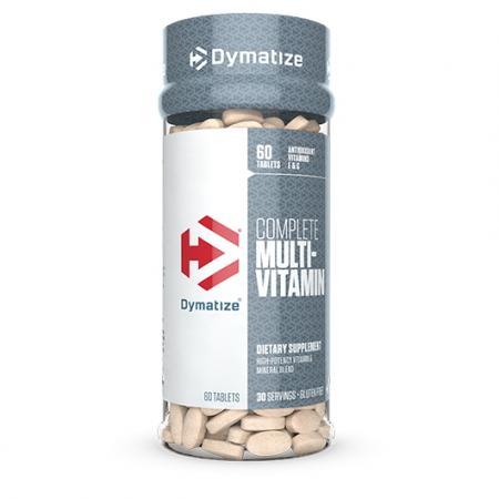 Dymatize Complete Multi-Vitamin, 60 таблеток